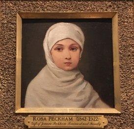 Rosa Peckham